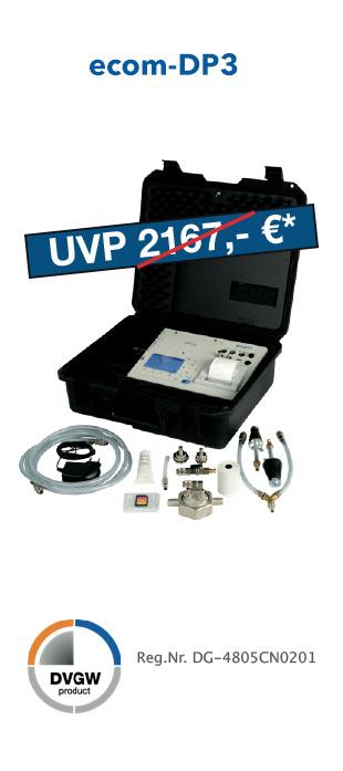 ecom-DP3 VOLLAUTOMATISCHES-DRUCKMESSGERÄT