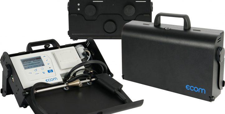 ecom-CL2 Abgasmessgerät