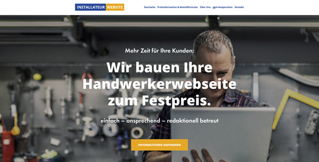 SHK-Homepage